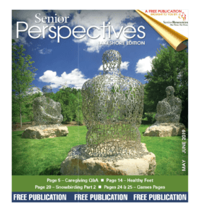 Cover of Senior Perspectives